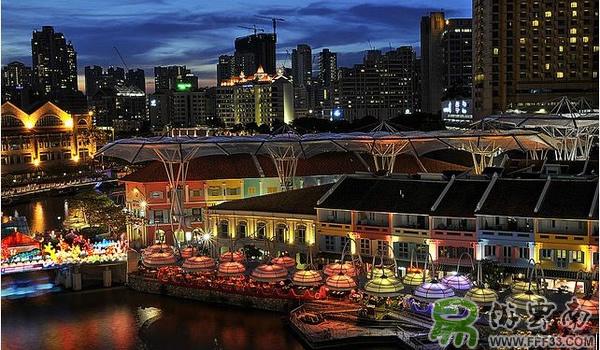 3013暑假昆明到新加坡旅游必去景点推荐.