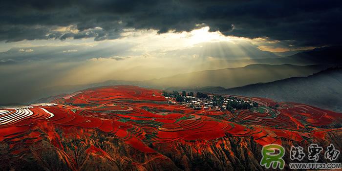 立体感越来越强,有一种挡不住的视觉冲击力,并在风向,云层,阳光,植物