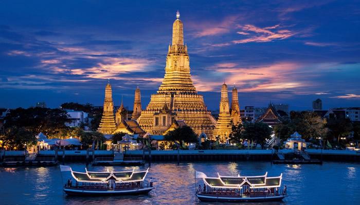 泰国曼谷美景图片