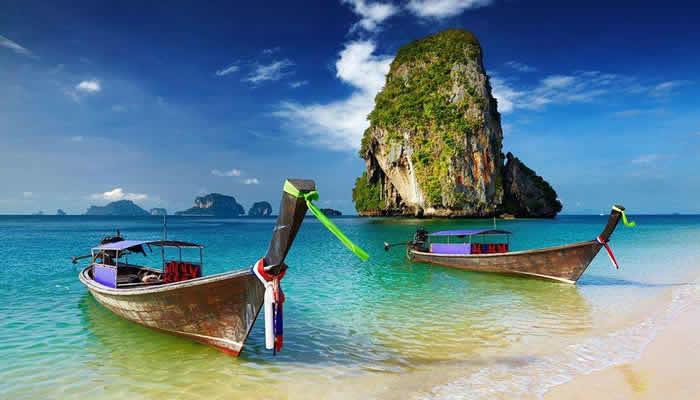 昆明出发到泰国普吉岛,斯米兰群岛,甲米岛5晚6日游